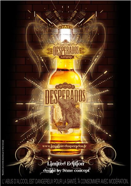 DESPERADOS - LEGEND