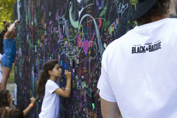 BLACK & BASQUE
