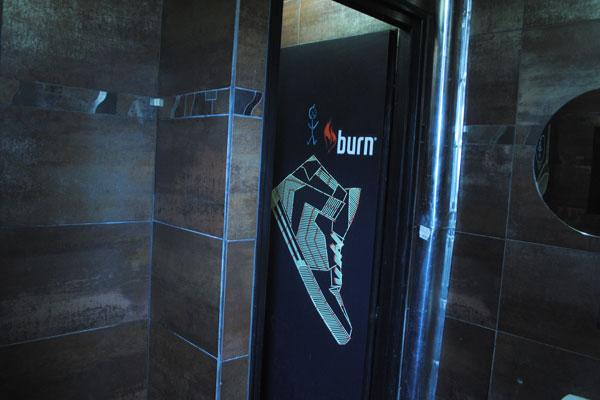 BURN CONCEPTS TOURNÉE