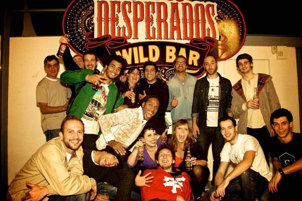 DESPERADOS WILD BAR - 2012