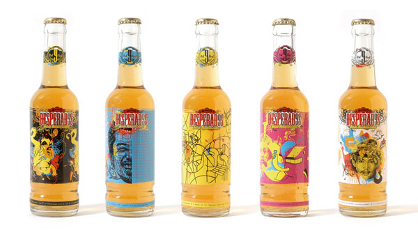 Desperados Collector Art 9 2007