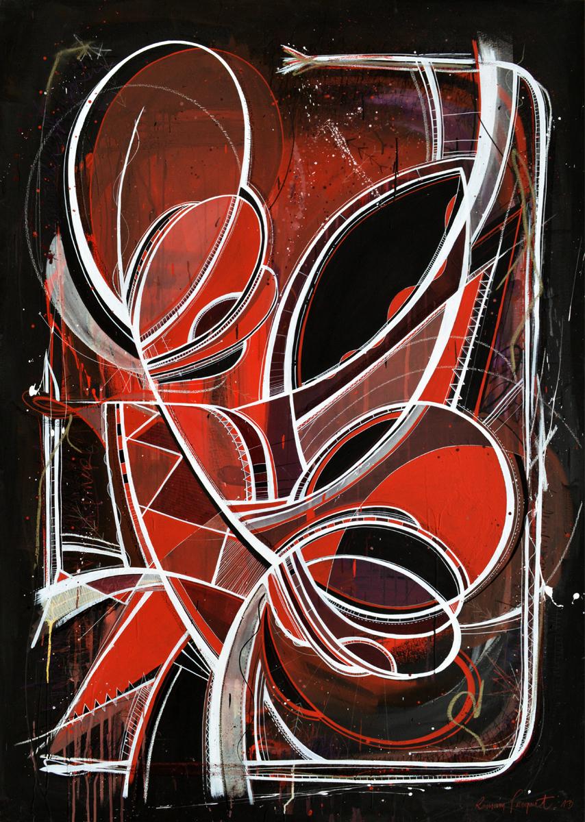 Romain Froquet, artiste membre du 9ème Concept