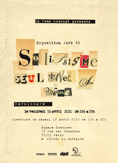 EXPOSITION JERK 45