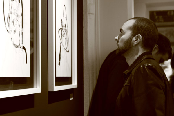 PROJET INFINI - EXPOSITION