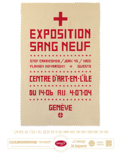 SANG 9 GENEVE & BCN