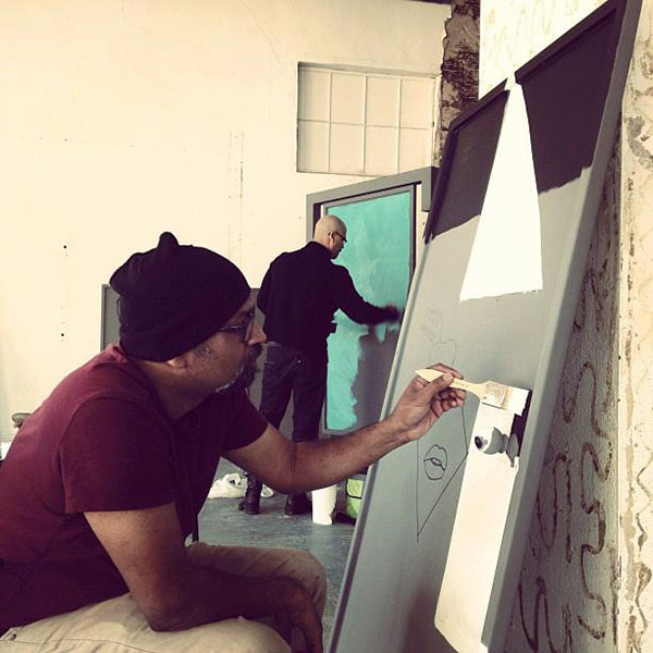 OPEN THE DOOR - TRAVAIL EN ATELIER