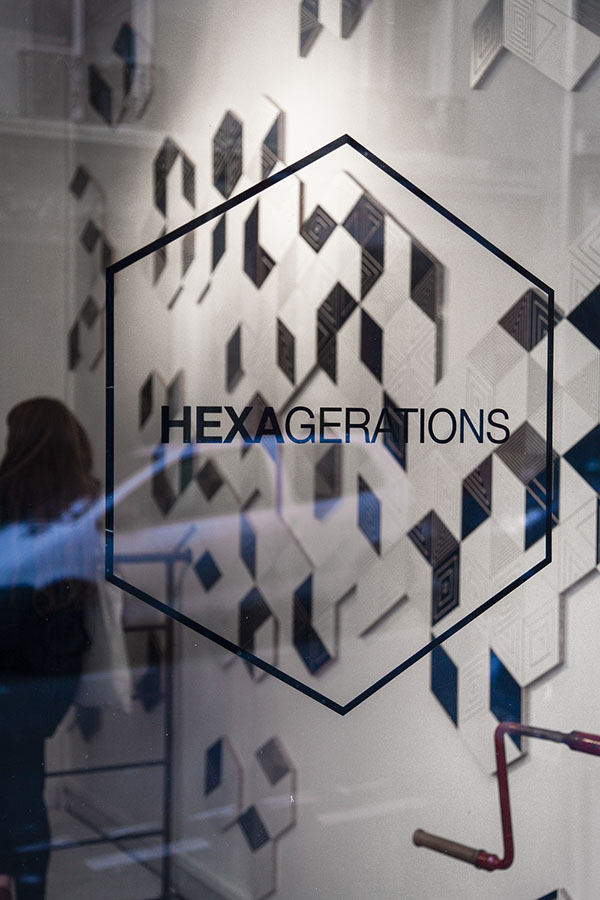 LX.ONE HEXAGERATIONS 9EME CONCEPT