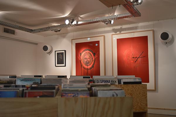 Stephane Carricondo 9eme Concept exposition Cut'n'Mix