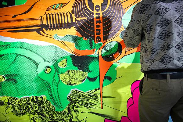 exposition scratchpaper 9eme concept Londres