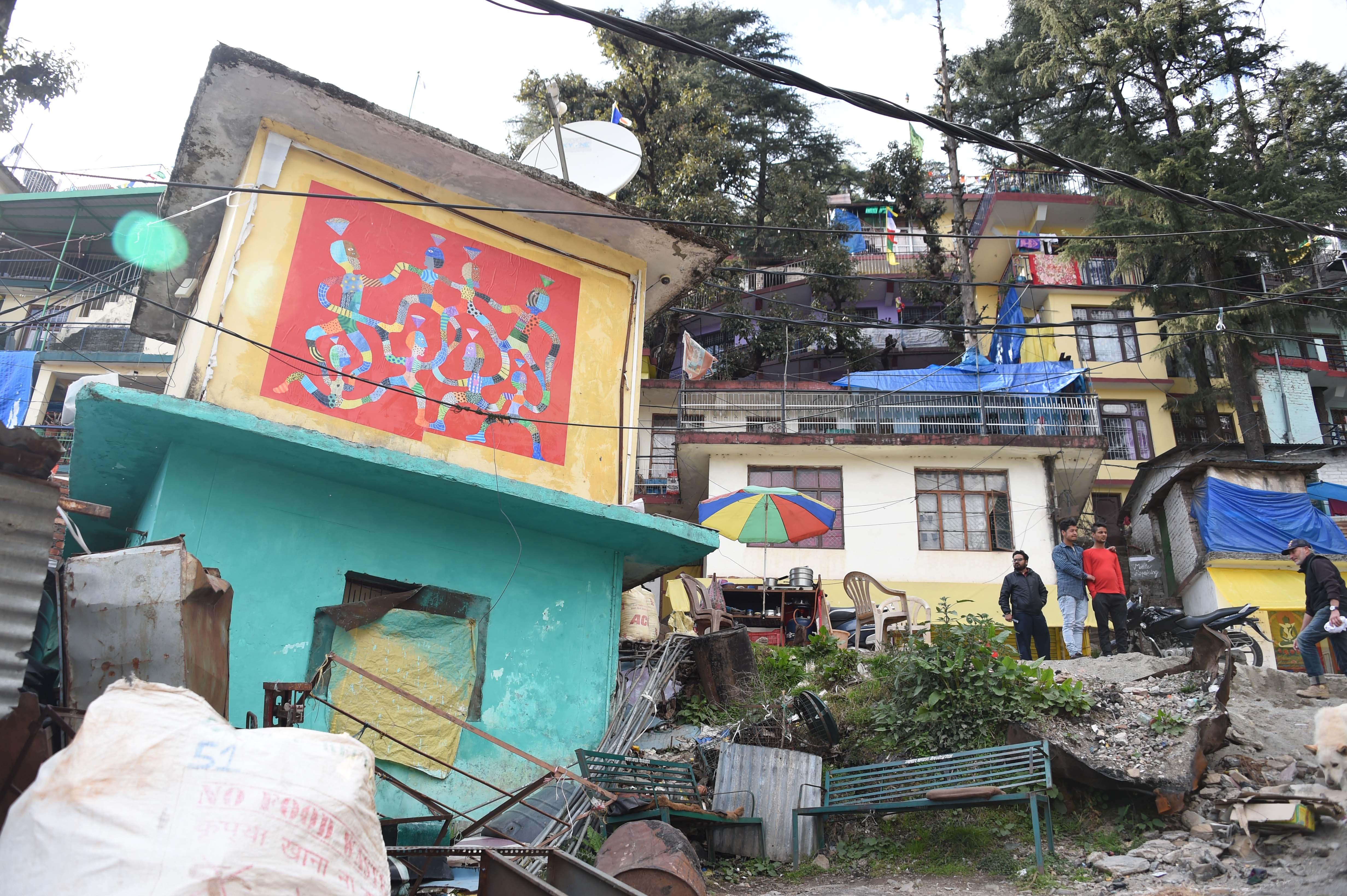 ART FOR TIBET RESIDENCE 2017 9EME CONCEPT