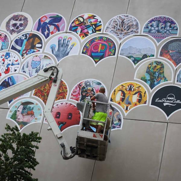 9eme concept francscolleurs collectif artistes deambule annecy