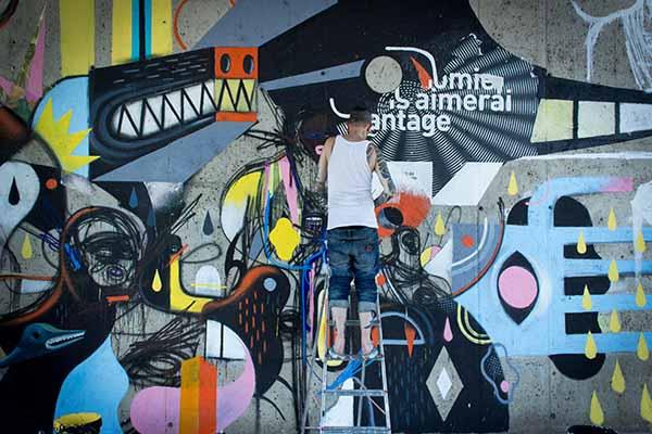 9eme concept collectif artistes urbain